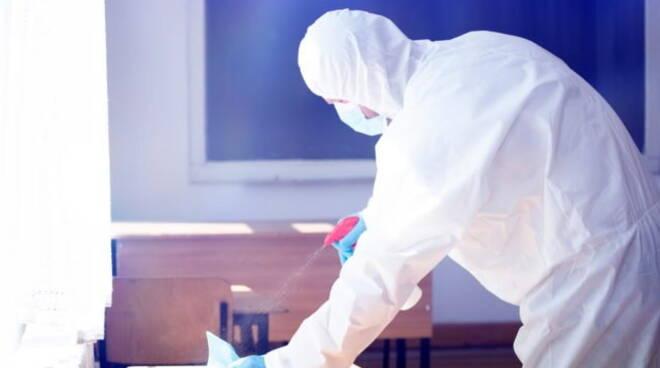 Coronavirus sanificazione