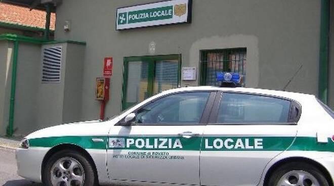 Rovato inseguimento sul camioncino rubato due denunciati