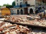 San Gervasio Bs crollo di una torretta a Le Vele 4 indagati