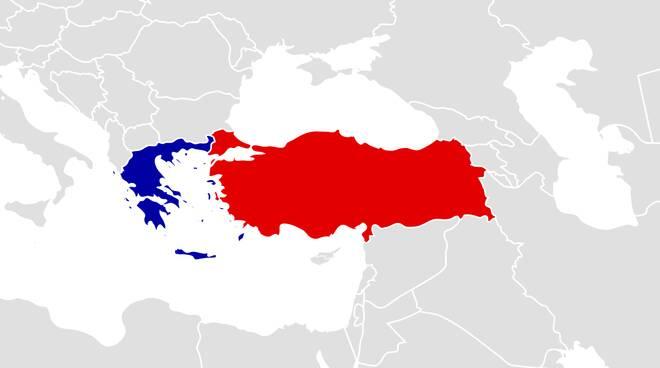 Tensioni tra Grecia e Turchia