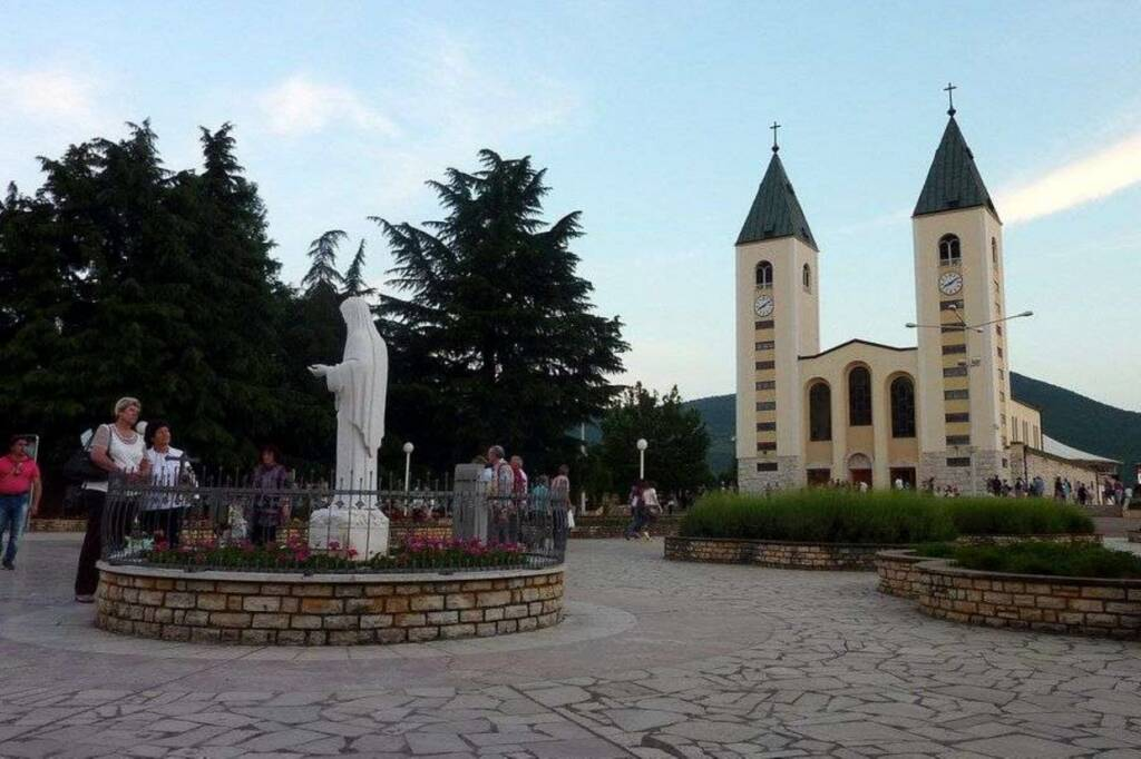 Tomislav Vlašić, Medjugorje, Fortezza dell'Immacolata