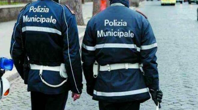 vigili urbani polizia locale