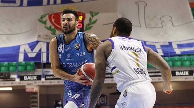 Brian Sacchetti Basket Germani Brescia