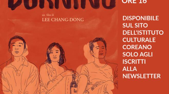 """Burning l'amore brucia"" di Chang-Dong Lee"