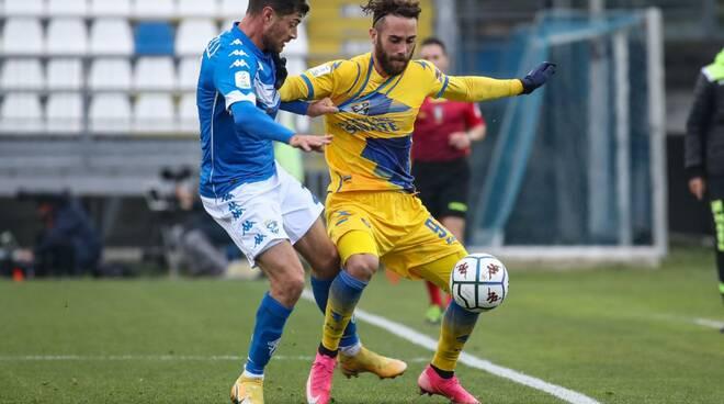 Calcio Brescia-Frosinone