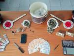 Da Idro a Capovalle per nascondere la droga giovane arrestato