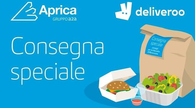 Deliveroo Aprica