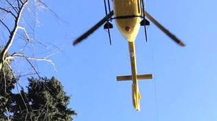 elicottero soccorso