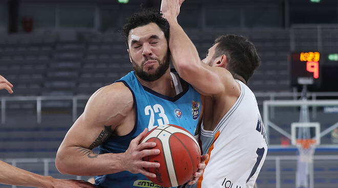 Basket Burns Germani Brescia