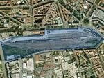 Milano: il villaggio delle olimpiadi invernali a Porta Romana