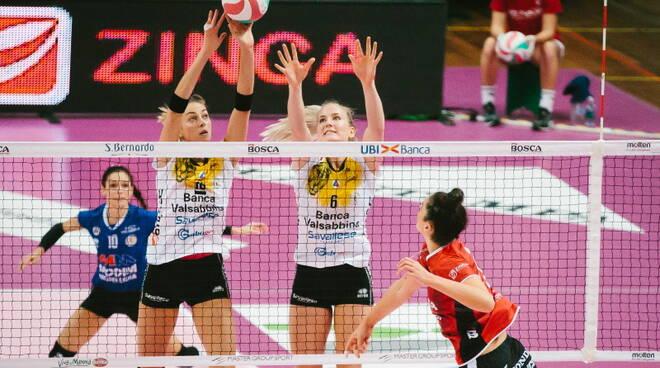 Millenium Volley Veglia Jasper