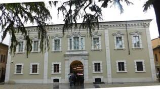 Palazzo Tosio Ateneo Brescia