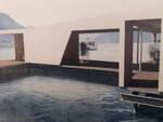 Pisogne sul lago Iseo il MiradOr primo museo galleggiante in Italia