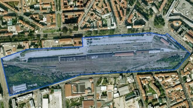 Porta Romana Milano villaggio olimpico