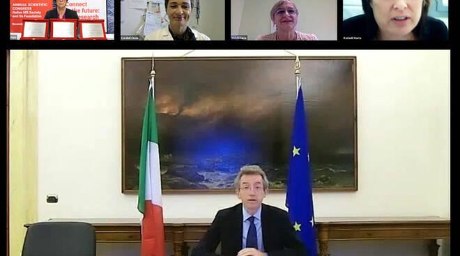 Premio Rita Levi Montalcini Cinzia Cordioli