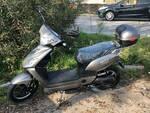 scooter elettrico sequestrato