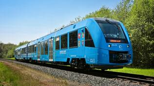 Stop ai treni a gasolio: dal 2023 sulla Brescia-Iseo-Edolo si passa all'idrogeno