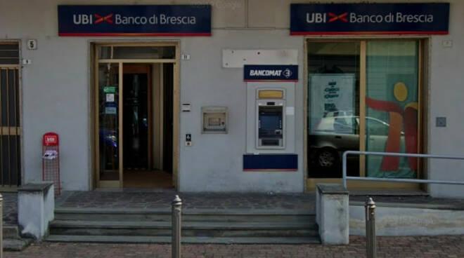 Visano due rapine a due banche in pochi giorni E lo stesso bandito