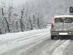 Alfianello camionista soccorre autista che rischia di finire nel canale