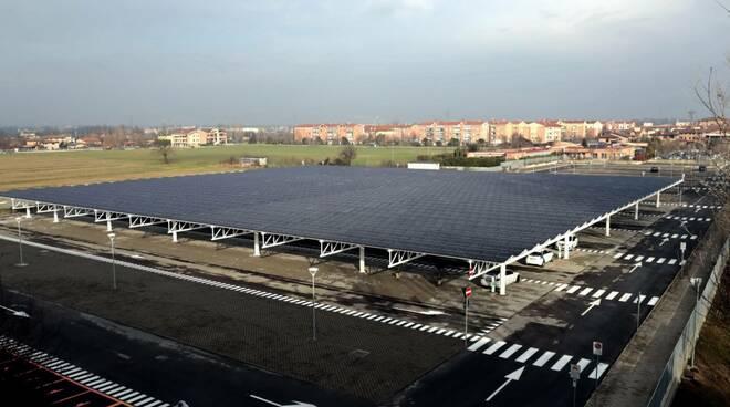Bper parco fotovoltaico