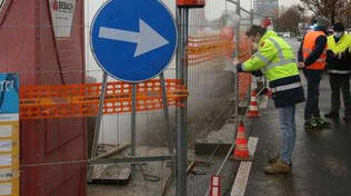 Brescia operaio ustionato nel cantiere del teleriscaldamento è grave
