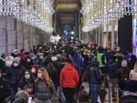 Coronavirus shopping troppo affollato Verso tutta Italia in zona rossa