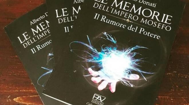 """libro Alberto Donati """"Il rumore del potere"""""""