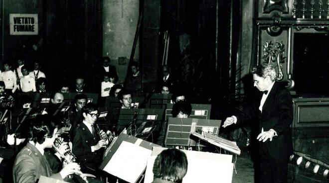 maestro Giovanni Ligasacchi