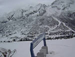 Maltempo e metri di neve chiuso il transito al passo del Tonale