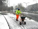 Neve a Brescia 20 dicembre 2020