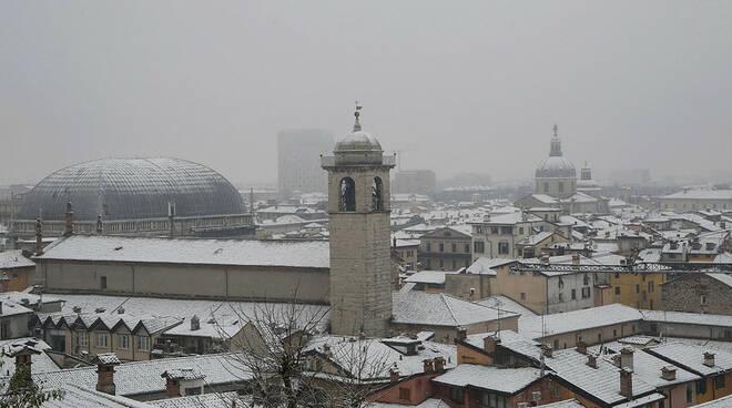 neve brescia