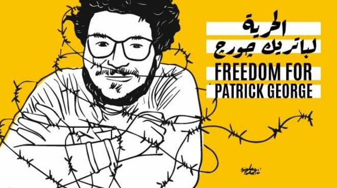 Patrick Zaki libero
