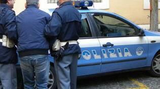 polizia arresto manette