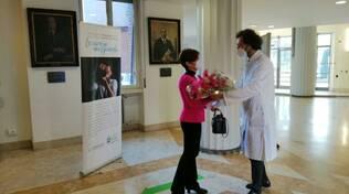 prendersi cura, mostra all'ospedale Civile di Brescia