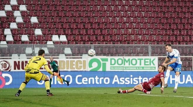 Reggina-Brescia finisce 2-1