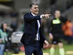 Serie B il Brescia esonera Lopez Squadra a Gastaldello nel derby