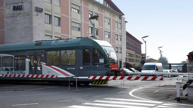 Trenord Treni Stazione Brescia