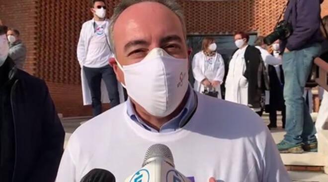 V Day dal 4 gennaio al via la campagna vaccinale per il bresciano