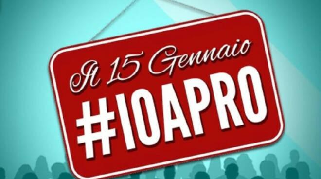 Bar e ristoranti in crisi per Covid anche a Brescia la protesta IoApro1501