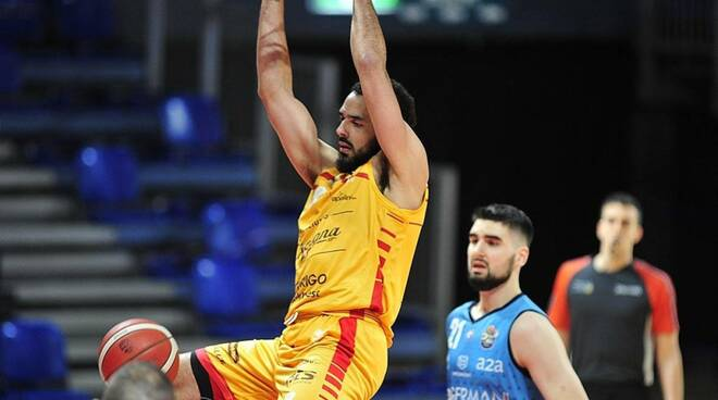 Basket Germani Brescia Pesaro