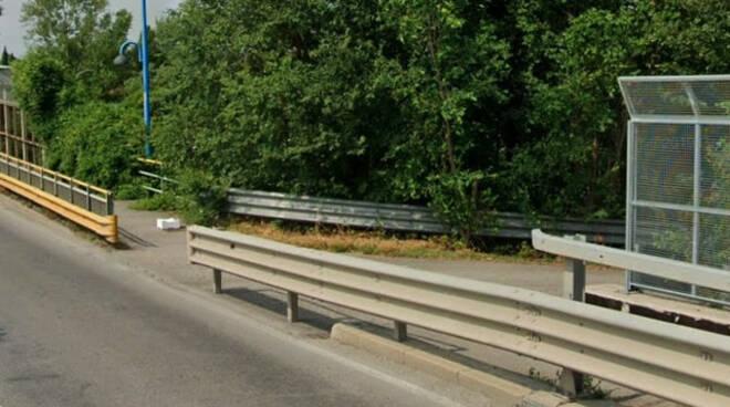 Brescia ciclista travolto da un'auto in via Malta soccorso