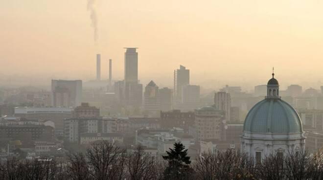 Brescia Inquinamento smog