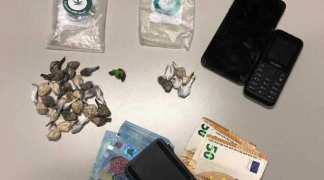 Brescia spaccia eroina in zona stazione 45enne arrestato