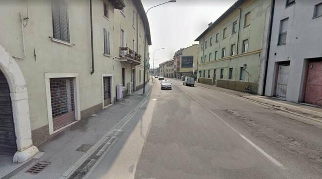 Brescia via Milano