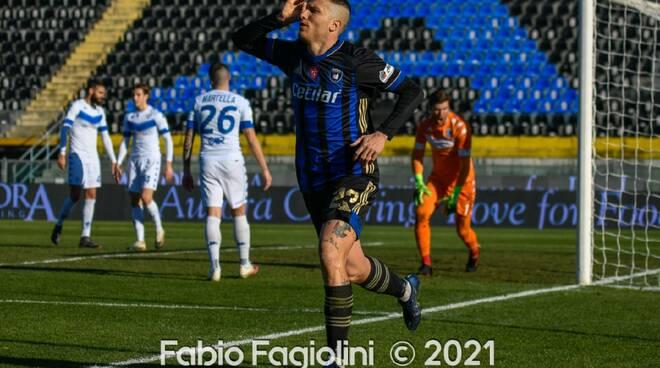 calcio Pisa Brescia