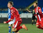 Calcio serie B Monza espugna Brescia Rondinelle sempre più in basso