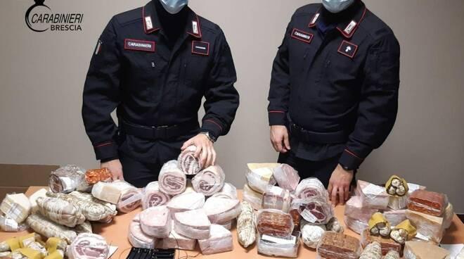 carabinieri isorella