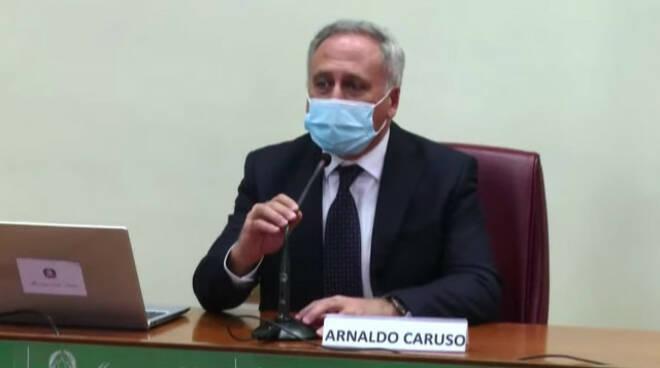 Arnaldo Caruso Consorzio italiano per sequenziare il coronavirus anche Brescia