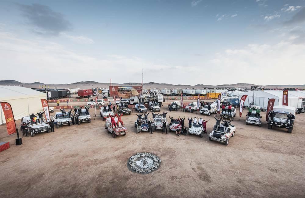 Dakar Classic 2020