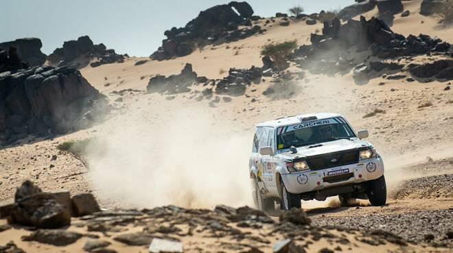 Dakar Squadra corse Caffi Carcheri Musi